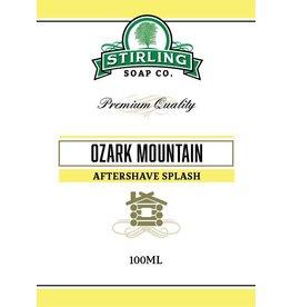 Stirling Soap Co. Stirling Aftershave Splash - Ozark Mountain