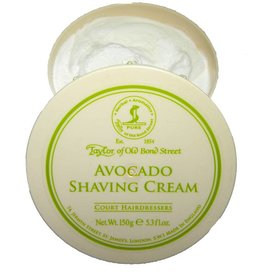Taylor of Old Bond Street Taylor of Old Bond Street Shaving Cream - Avocado