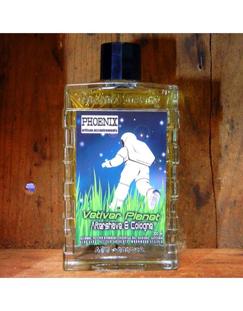 Phoenix Artisan Accoutrements Phoenix Artisan Accoutrements Vetiver Planet Aftershave & Cologne