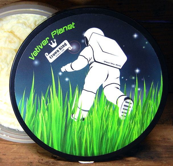 Phoenix Artisan Accoutrements Phoenix Artisan Accoutrements Vetiver Planet Shave Soap