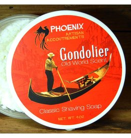 Phoenix Artisan Accoutrements PAA Gondolier Shave Soap