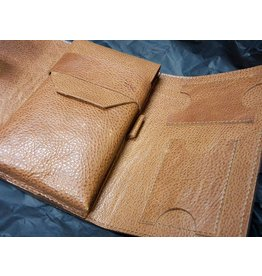 Limited Edition - Lombardos Leather Distressed Cigar Case