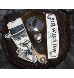 Xikar Sir Winston Cigar Cutter