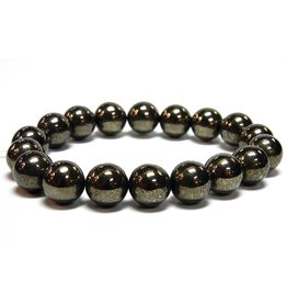 My Gigi's House Beads Bracelet - Pyrite