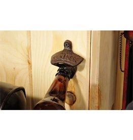 Cast Iron Wall Mount Bottle Opener