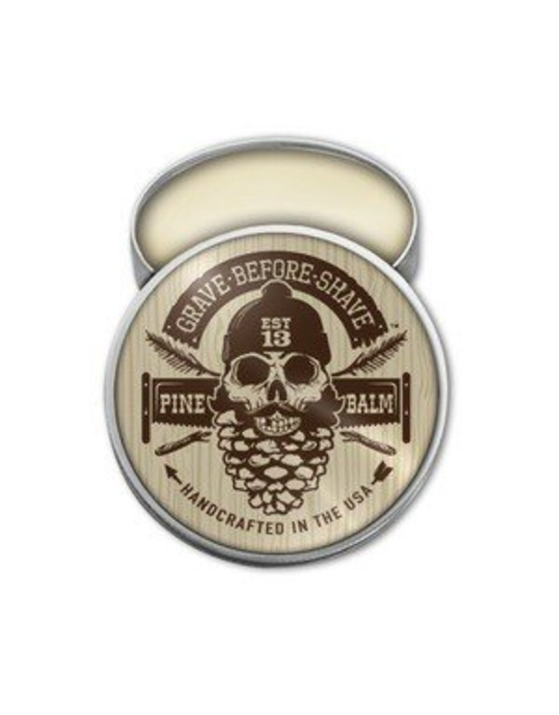 Grave Before Shave Grave Before Shave 2 oz. Beard Balm - Pine