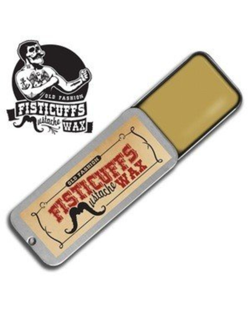 Grave Before Shave Fisticuffs Mustache Wax - OG