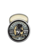 Grave Before Shave Fisticuffs Mustache Wax Strong Hold - Gentlemen's Blend
