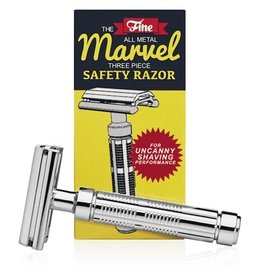 "Fine Accoutrements Fine Accoutrements ""Marvel"" Safety Razor"