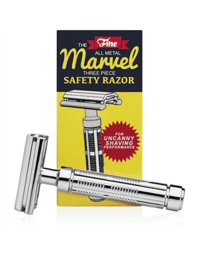 """Fine Accoutrements Fine Accoutrements """"Marvel"""" Safety Razor"""
