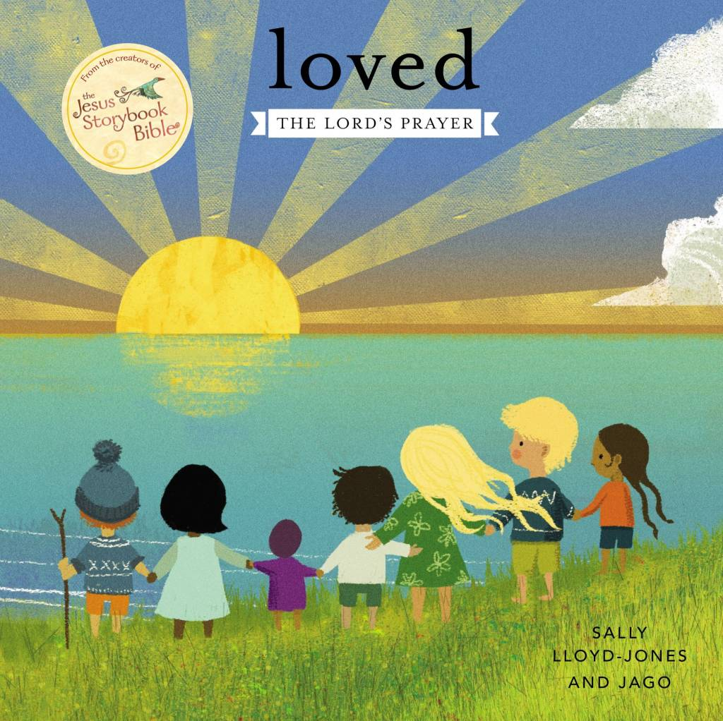 Sally Lloyd - Jones Loved The Lord's Prayer