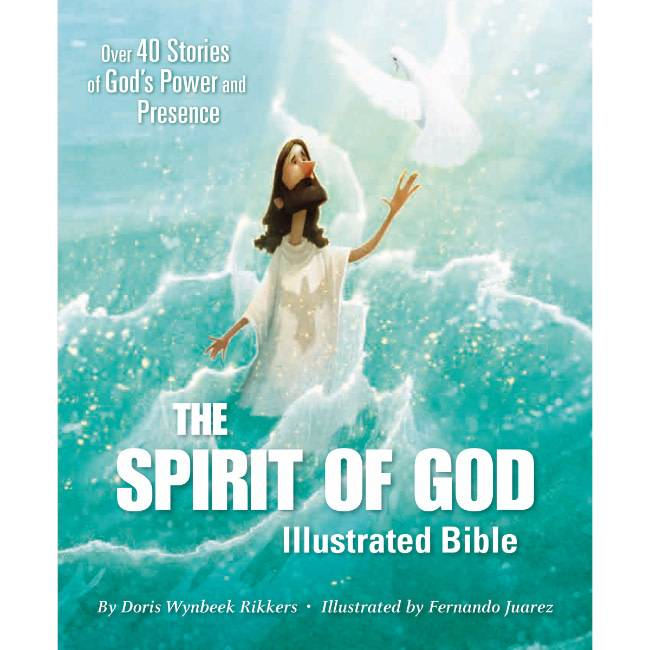 DORIS RIKKERS The Spirit Of God Illustrated Bible