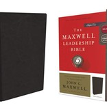 NKJV Maxwell Leadership Bible  Black