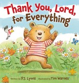 P.J. LYONS Thank You, Lord, For Everything