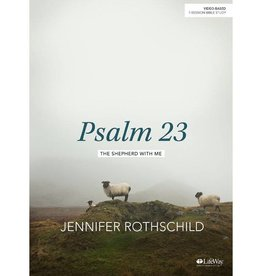 JENNIFER ROTHSCHILD Psalm 23 - Bible Study Book: The Shepherd With Me