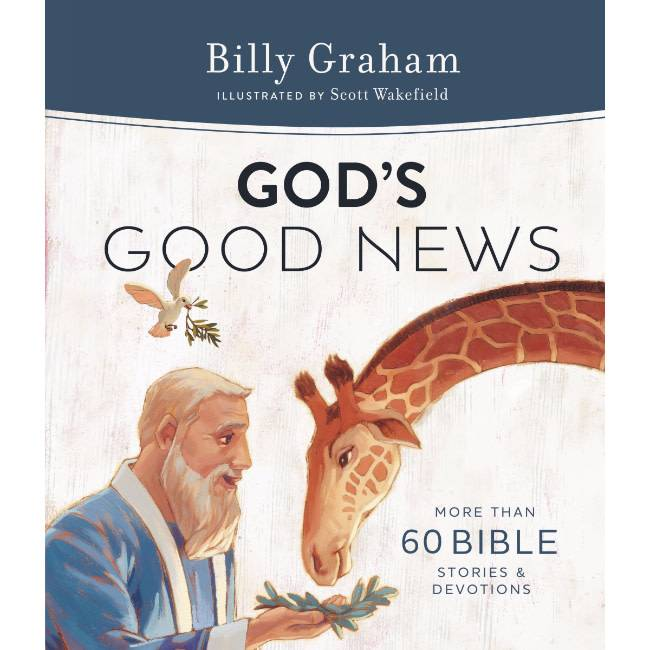 BILLY GRAHAM God's Good news