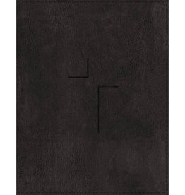 ESV The Jesus Bible Black Indexed