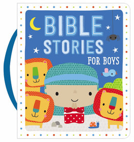 Board Book Bible Stories for Boys