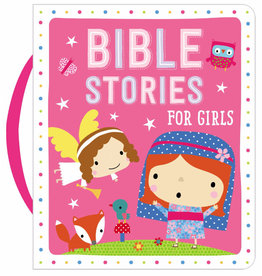 Board Book Bible Stories for Girls