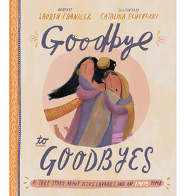 LAUREN CHANDLER Goodbye to Goodbyes