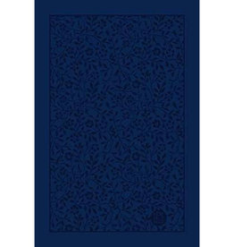 The Passion Translation New Testament (Large Print) Blue