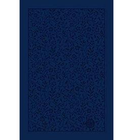 The Passion Translation New Testament (Large Print) Blue