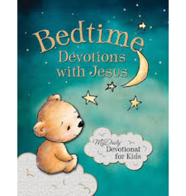 TOMMY NELSON Bedtime Devotions With Jesus