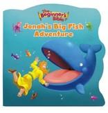 Jonah's Big Fish Adventure