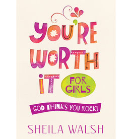 SHEILA WALSH You're Worth It For Girls