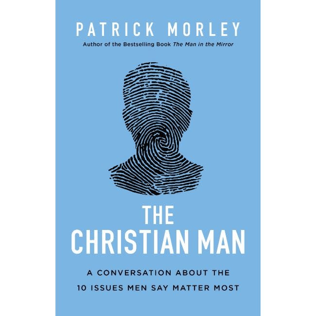 PATRICK MORLEY Christian Man