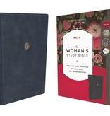 NKJV, Woman's Study Bible, Blue