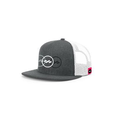 CUSTOM Embroidered Summer Camp Flatbill Hat