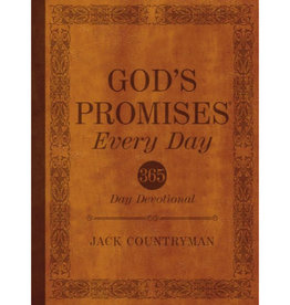 JACK COUNTRYMAN God's Promises Every Day 365 Day Devotional
