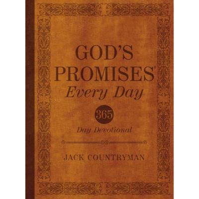 JACK COUNTRYMAN God's Promises Every Day 365 Day Devotional