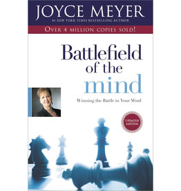 JOYCE MEYER Battlefield Of The Mind