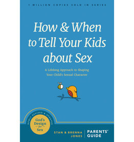 How & When To Tell Your Kids About Sex