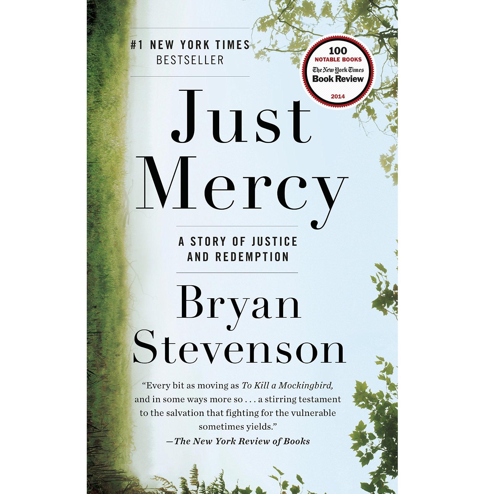 BRYAN STEVENSON Just Mercy