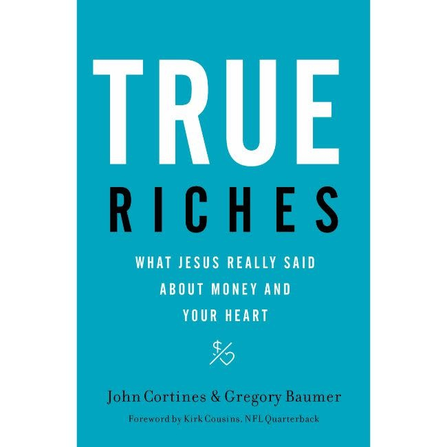 JOHN CORTINES True Riches