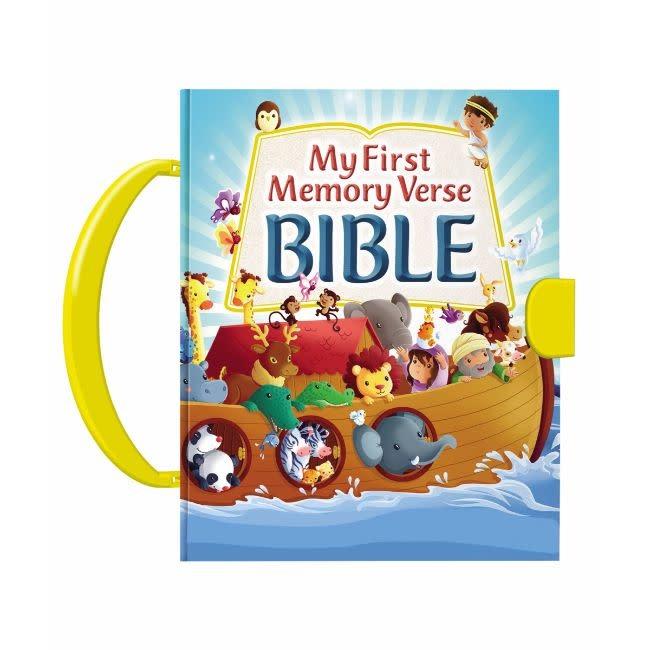 My First Memory Verse Bible