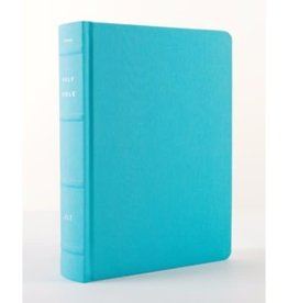 NLT Reflections Bible - Turquoise