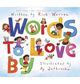 RICK WARREN Words To Love By