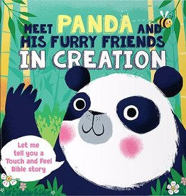 Meet Panda and His Furry Friends in Creation