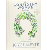 JOYCE MEYER The Confident Woman Devotional: 365 Daily Inspirations