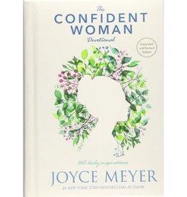 JOYCE MEYER The Confident Woman Devotional: 365 Daily Inspirations