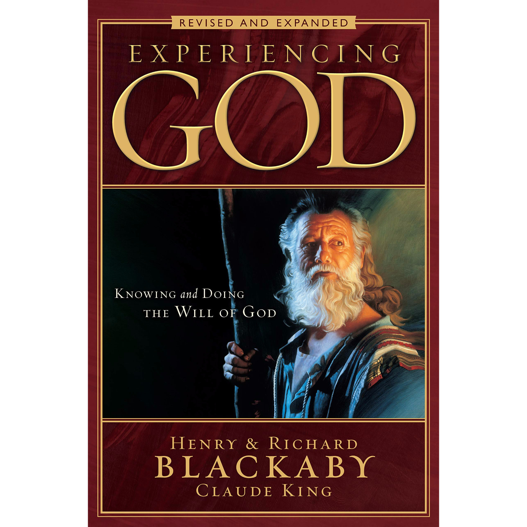 Henry Blackaby Experiencing God Workbook: Knowing and Doing the Will of God, Member Book, Updated