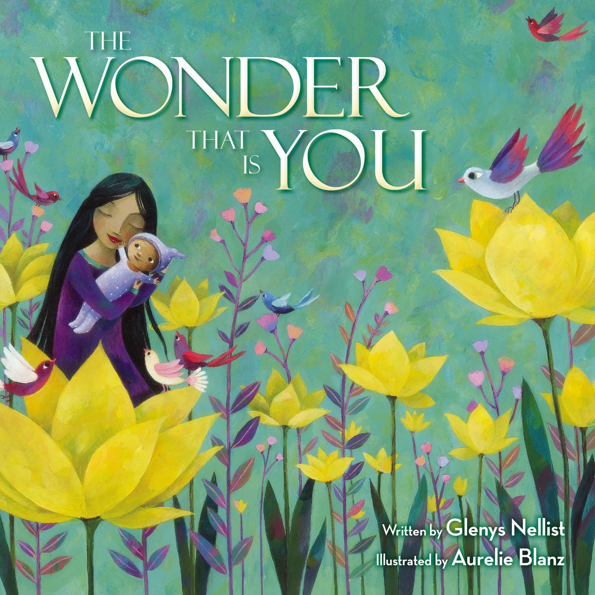 Glenys Nellist The Wonder That Is You
