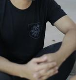 Seacoast Music Black Pocket Logo Tee