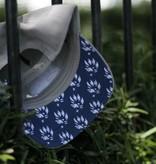 Seacoast Music Grey Flat Billed Hat