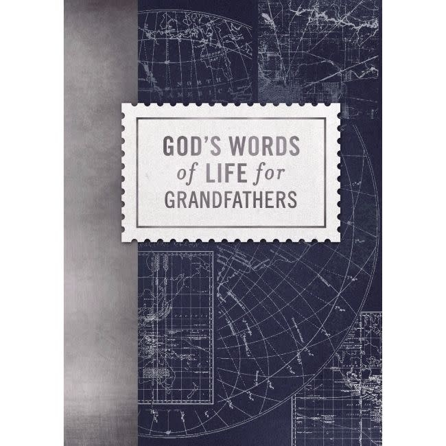 ZONDERVAN God's Word of Life for Grandfathers