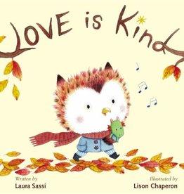 LAURA SASSI Love Is Kind